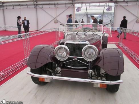 پنتر جی- این خودرو یک مدل منحصر به فرد لوکس GT بود که برای رقابت با بهترین های صنعت خودرو در دهه 1970 ساخته شد . سال ساخت:1972 میلادی حجم موتور : 4235-- 190 اسب بخار از این خودرو 426 خودرو ساخته شده است.