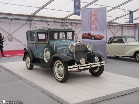 فورد مدل A کالسکه ایی از این خودرو 159 هزار 786 عدد ساخته شده است.