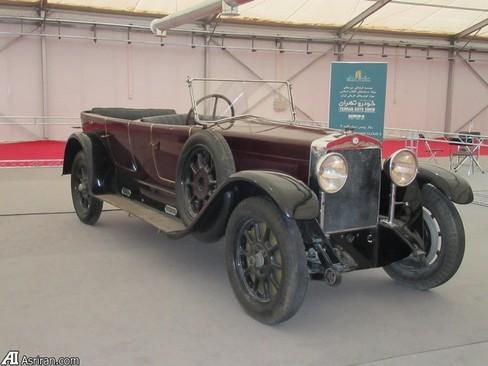 فیات تیپو 519 (1922-1927) این خودرو در زمان خود خودرویی قدرتند شناخته می شد که با بهرگیری از یک موتور 6 سیلندر خطی 77 اسب بخار قدرت تولید می کرد. نکته جالب در این خودرو وسط قرار گرفتن پدال گاز و استفاده از فرمان تلسکوپی و زاپاس هایی است که در 2 طرف رکاپ رکاب خودرو قرار گرفته است. از این خودرو 2411 عدد در دنیا ساخته شده است.