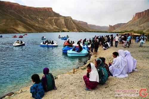 بند امیر، اولین پارک ملی در افغانستان (+عکس)