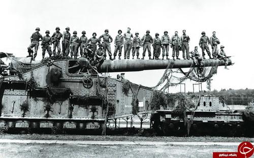 بزرگترین و ویرانگرترین سلاح هیتلر برای حمله به غرب اروپا چه بود (عکس)