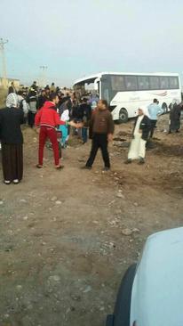 4 کشته و 40 زخمی در تصادف اتوبوس راهیان نور دانش آموزان دختر (+عکس)/ اعلام اسامی جان باختگان و مجروحان