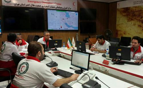بررسی آخرین جزئیات ارزیابی نقاط زلزلهزده غرب استان تهران