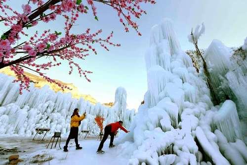منطقه گردشگری میمیشوی در چین