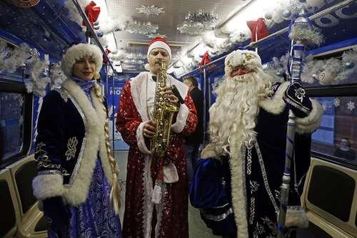 مترو شهر مسکو