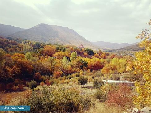 طبیعت پاییزی روستای بیوران از توابع شهرستان سردشت- استان آذربایجان غربی- ثبت: ایوب خضری