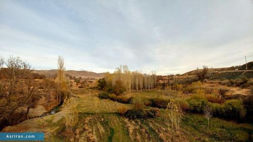 طبیعت پاییزی ملایر- استان همدان- ثبت: سجاد بتویی