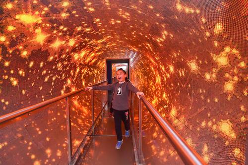 موزه علوم و فناوری در شهر فوژو چین