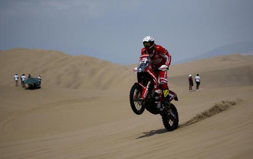 مسابقات رالی موتورسواری