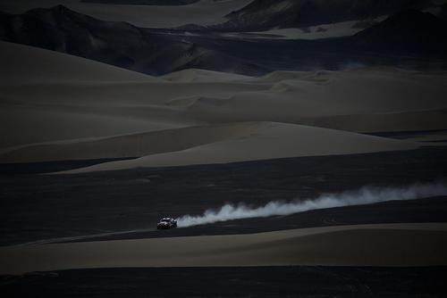 مسابقات جهانی اتومبیلرانی صحرا