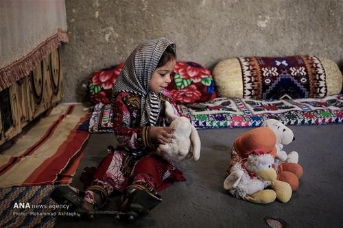 قربانیان کوچک ازدواجهای فامیلی +عکس