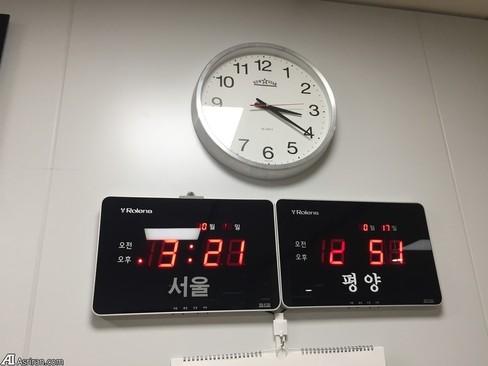 کره شمالی برای ابزار هویت مستقل خود، ساعت رسمی اش را 30 دقیقه عقب کشیده است!