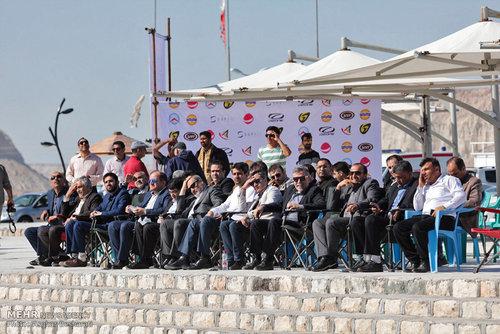 دومین جشنواره اکروباسی کشور در قشم