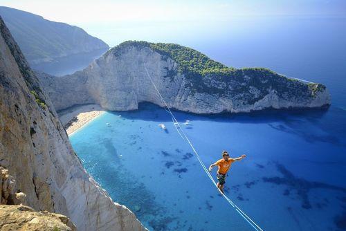 بندبازی – یونان
