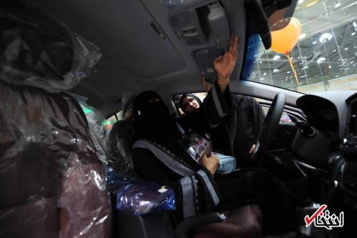 اولین نمایشگاه خودرو برای زنان در عربستان+تصویر