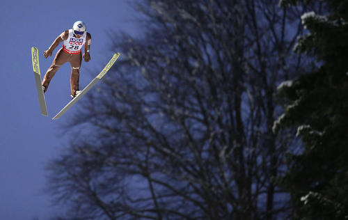 مسابقات جهانی اسکی پرش- آلمان
