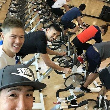 تمرین تیم ملی ژاپن در آمریکا