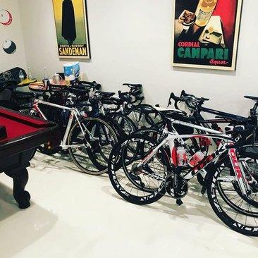دوچرخه های تیم ملی ژاپن