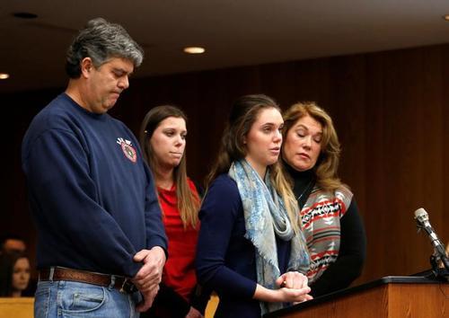 شهادت 3 دختر خانواده