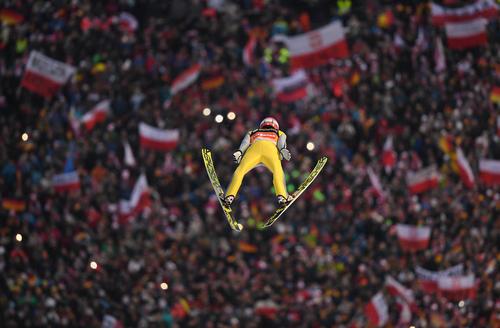 مسابقات جهانی اسکی پرش در هسن آلمان