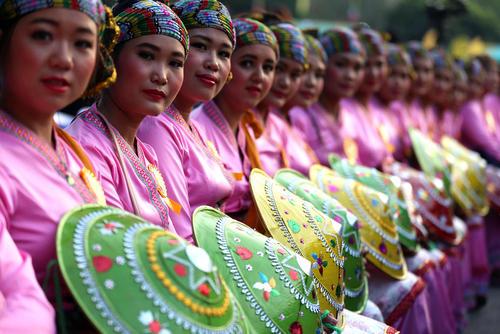 هفتادویکمین سالگرد تاسیس دولت میانمار – یانگون