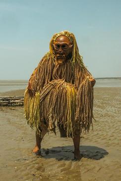 مردی از قبایل بومی