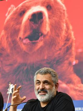 مانی حقیقی کارگردان ایرانی فیلم