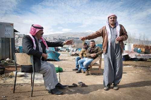 پناهجویان سوری در دره بقاع لبنان