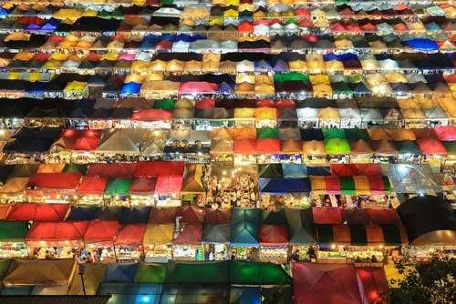 بازار شبانه
