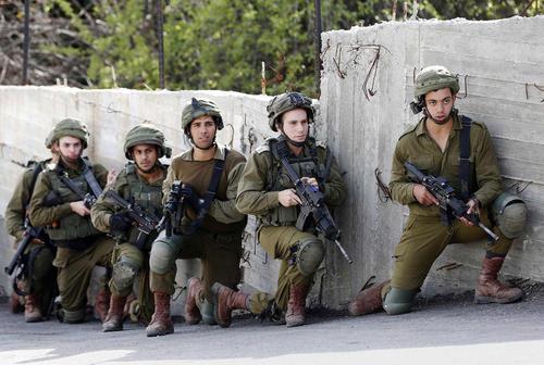 ناآرامی و تظاهرات ضداسراییلی در شهر الخلیل در کرانه غربی رود اردن
