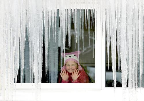 خانهای یخزده در اسکاتلند