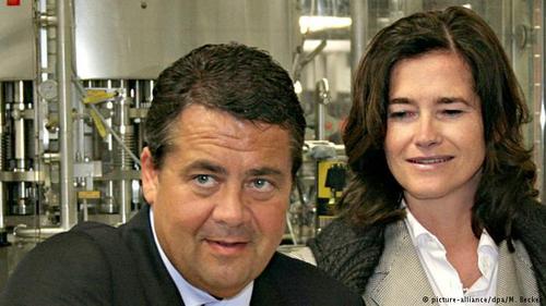 پترا شادبرگ هرمان (Petra Schadeberg-Herrmann) صاحب بخشی از آبجوسازی