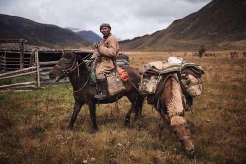 شمال مغولستان- عکس روز وب سایت