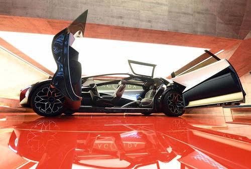 خودروی مفهومی جدید