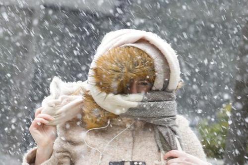 برف و بوران شدید در شمال آمریکا