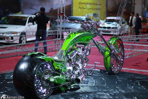 Daragon royal 2400cc تنها نمونه موجود در جهان که برای اولین بار در ایران رونمایی میشود