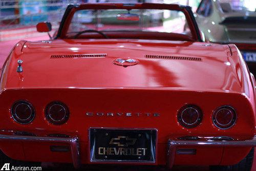 Corvette 1969 برای اولین بار در این نمایشگاه رونمایی شده