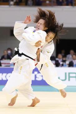 مسابقات جودو زنان – ژاپن