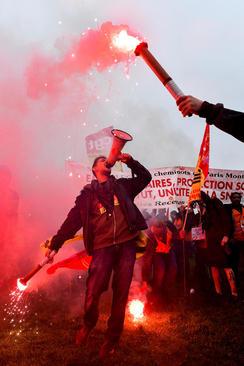 اعتصاب سراسری کارکنان راهآهن فرانسه – پاریس