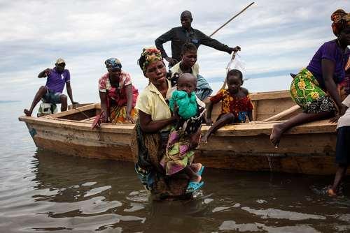 ورود پناهجویان کنگویی به اوگاندا