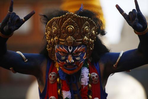 جشنها و آیینهای سال نو نپالی – کاتماندو