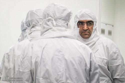افتتاح اولین کارخانه تولید سلول انسانی