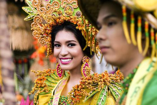 برگزاری یک کارناوال سالانه در فیلیپین