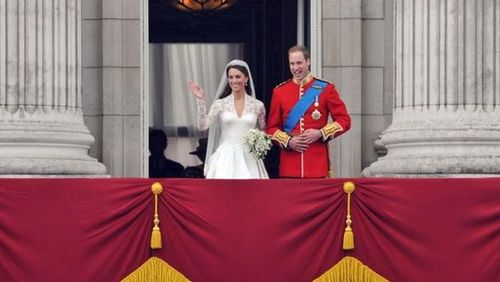 شاهزاده ویلیام و کیت میدلتون