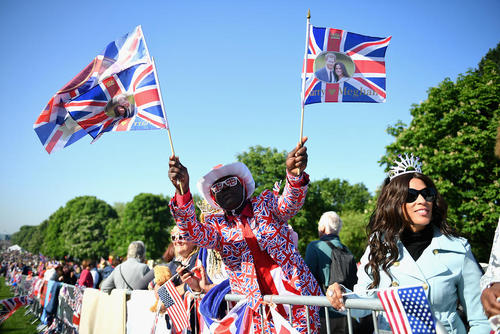 شورو شوق عروسی سلطنتی جدید در انگلیس