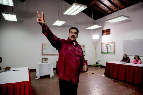 انتخابات ریاست جمهوری ونزوئلا/ شینهوا