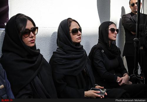 هدی زین العابدین ، مهناز افشار ، پریناز ایزدیار