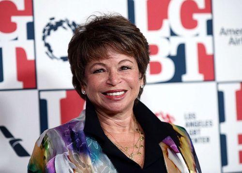 والری جرت وکیل 61 ساله رنگین پوست آمریکایی که متولد شهر شیراز در ایران است.
