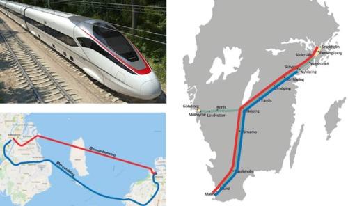 آغاز به کار ساخت نخستین خط مترو بین کشوری جهان بین دانمارک و سوئد