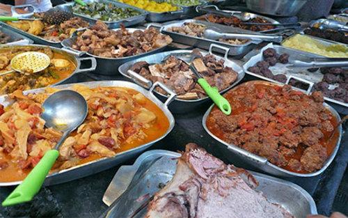 رستورانی که از مواد بازیافتی ساخته شده است! (+عکس)